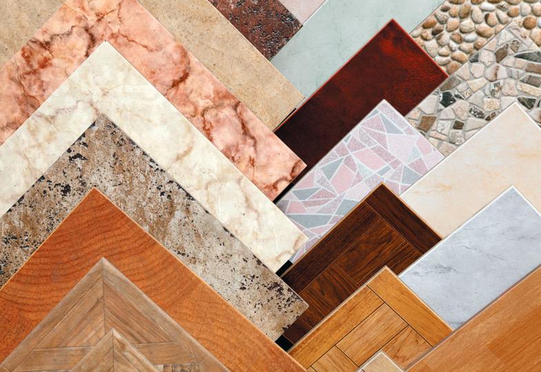 Tile flooring supplies