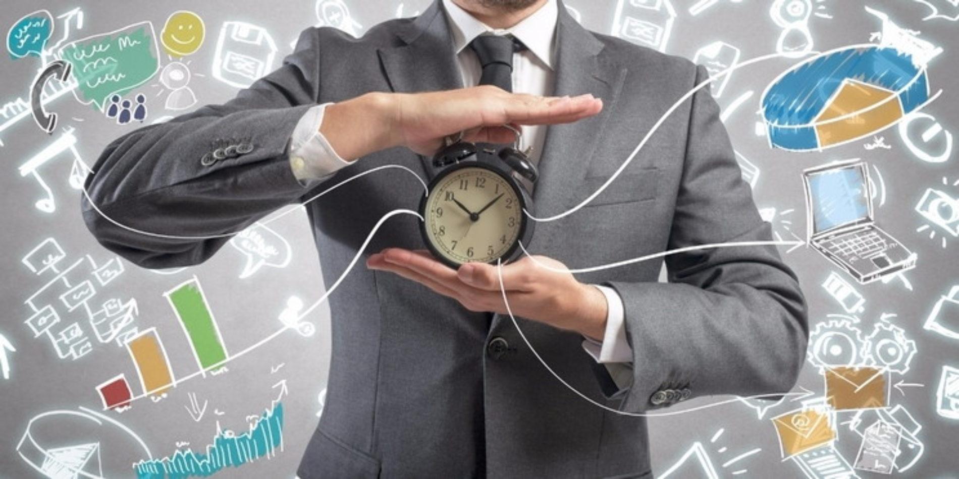 Система управления рабочим временем своими руками