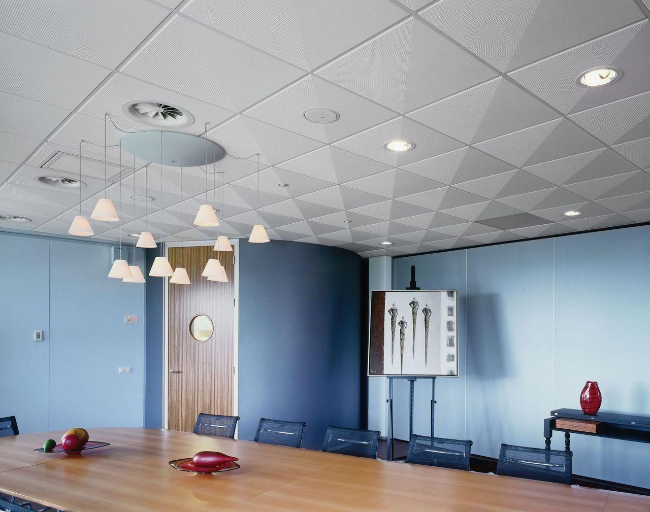 Сделать подвесной потолок в кемерово