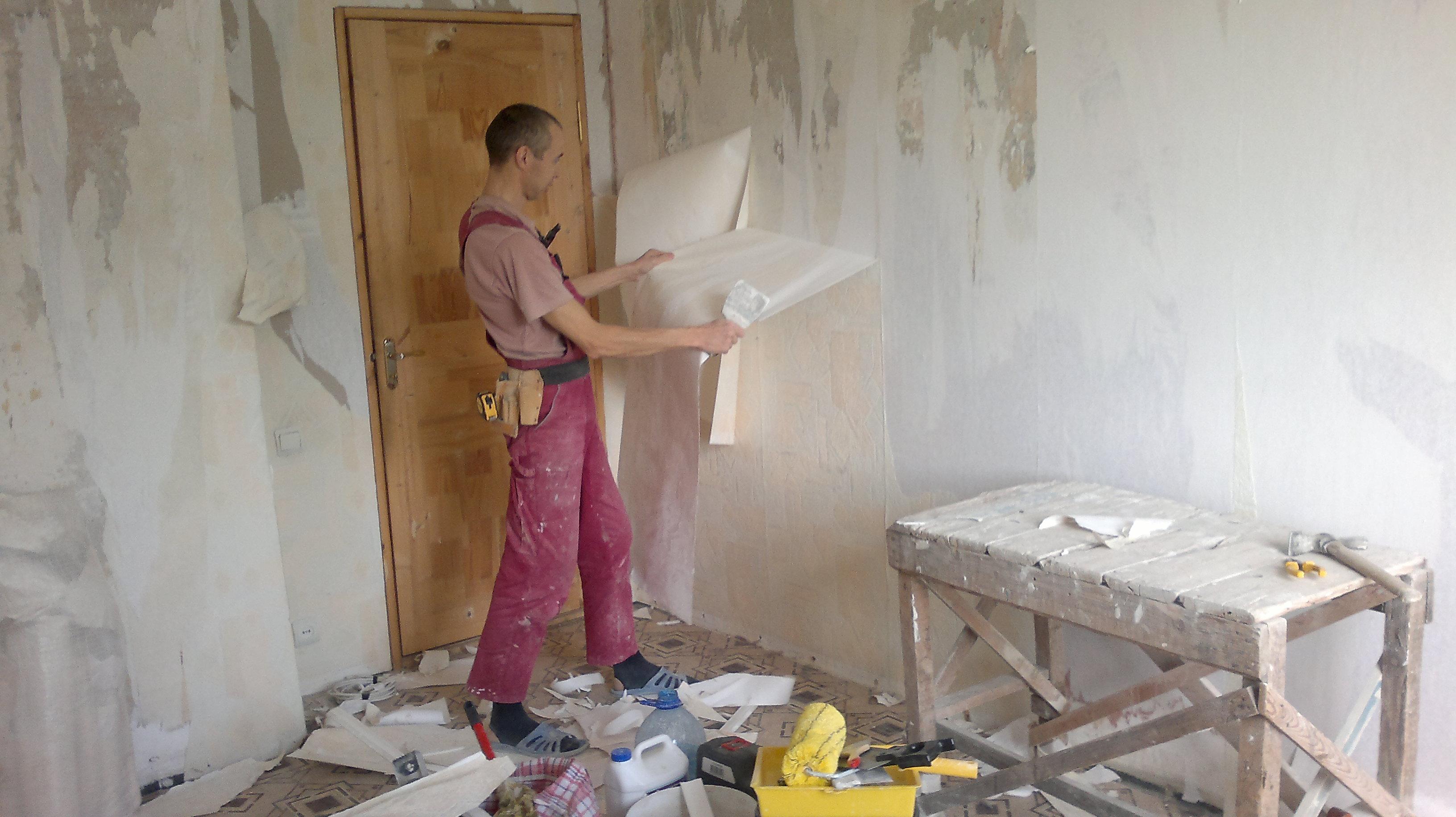 Как сделать ремонт в своей квартире своими руками